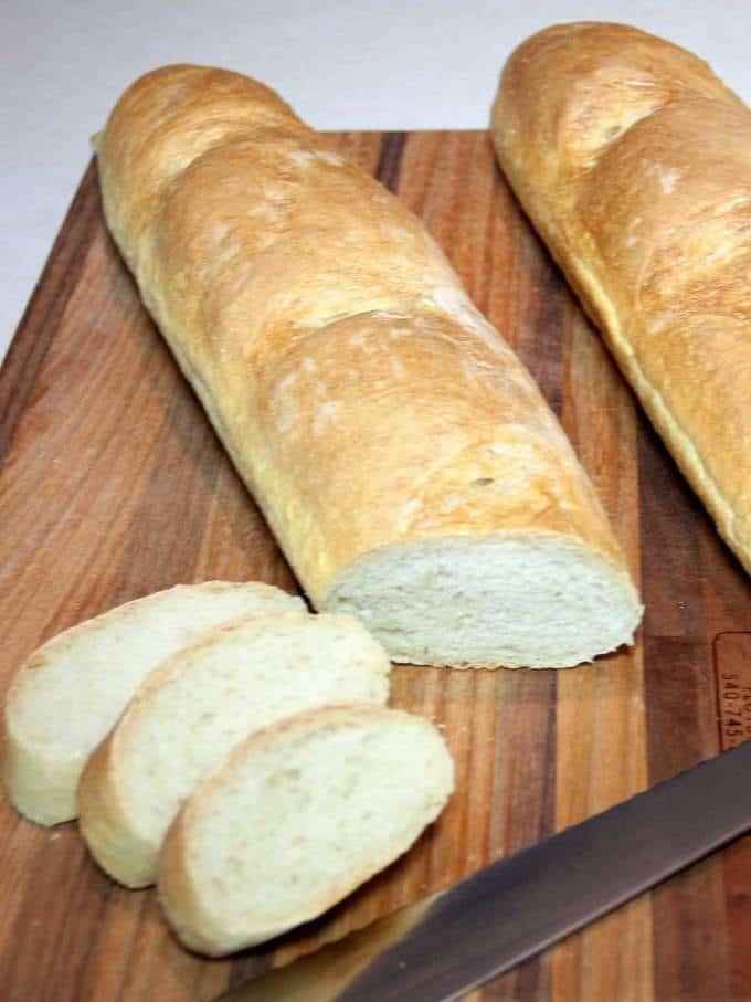 Sour Dough Baguette
