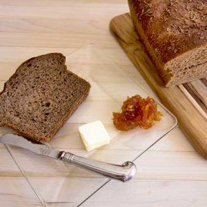 Dark Rye Bread (Bread Machine)