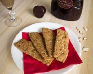 Flo Braker's Pain d'Amande Cookie Recipe