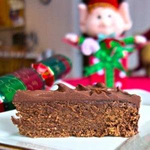 Reine de Saba (Julia Child's Chocolate and Almond Cake)