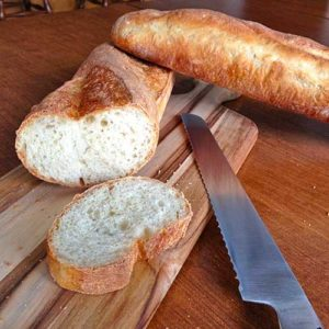 French Bread (Bread Machine)