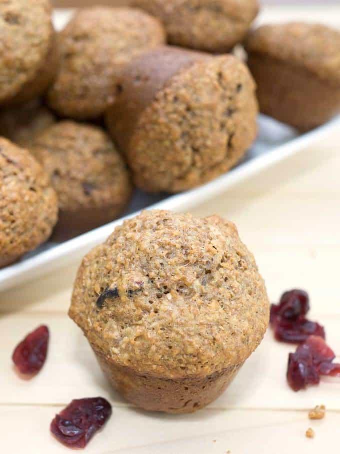 Bran Mini Muffins