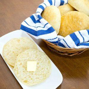 French Bread Rolls (Bread Machine)