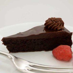 Flourless Chocolate Cake (King Arthur)