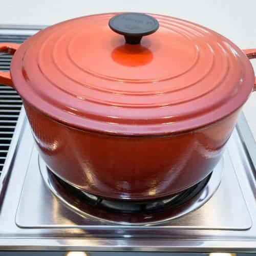 Le Creuset Cleaning Stains : How to remove stains from le creuset dutch oven the