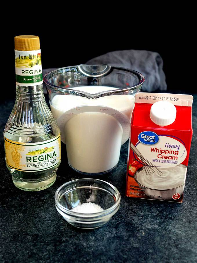 Ingredients Ricotta Cheese