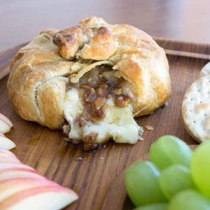 Brie en Croûte