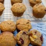 Morning Glory Mini Muffins