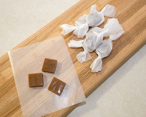 Soft Salted-Butter Caramels