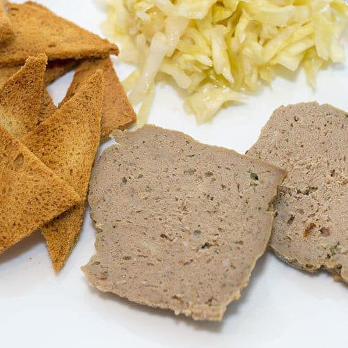 how to eat pate de campagne