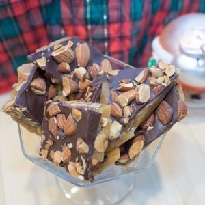 Chocolate-Covered Toffee Breakups