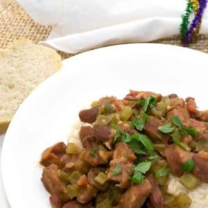 Susan's Red Beans and Rice