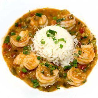 Shrimp Étouffée - Classic New Orleans at its best.