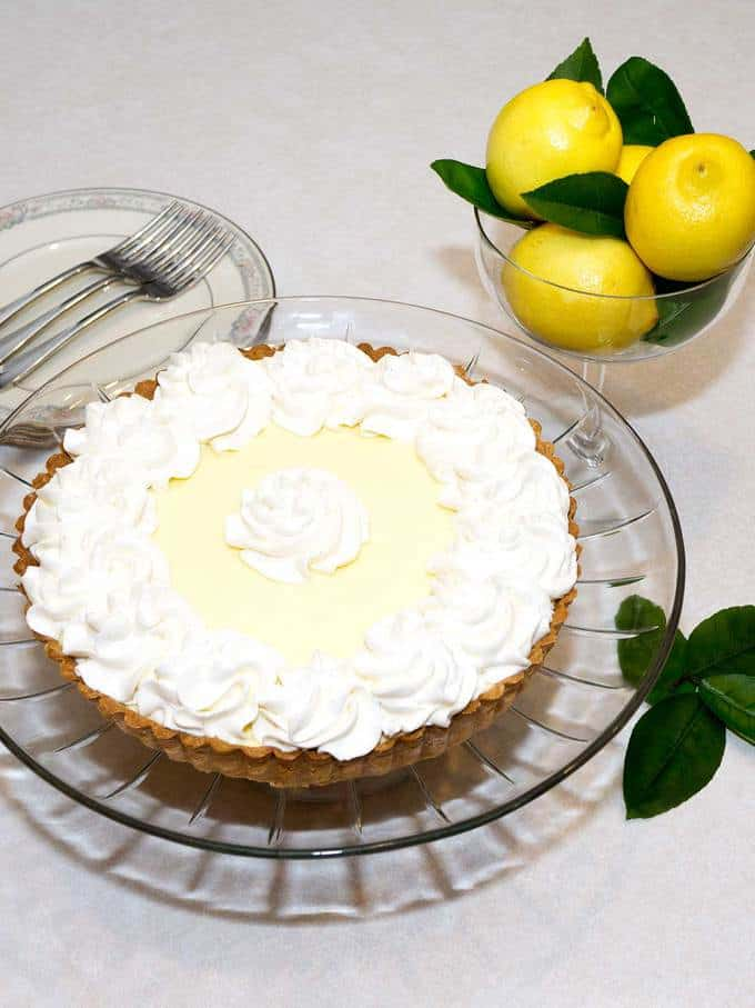 Lemon CreamTart