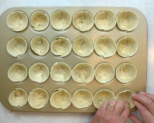 Forming Shells
