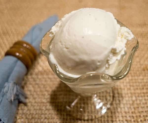 Philadelphia-Style Vanilla Ice Cream Recipe — Dishmaps
