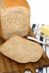 Chris' Bran Bread – Revisited
