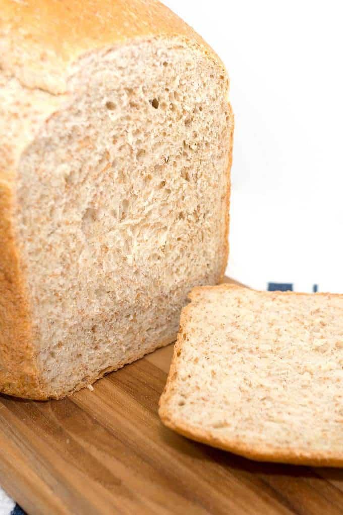 Chris' Bran Bread