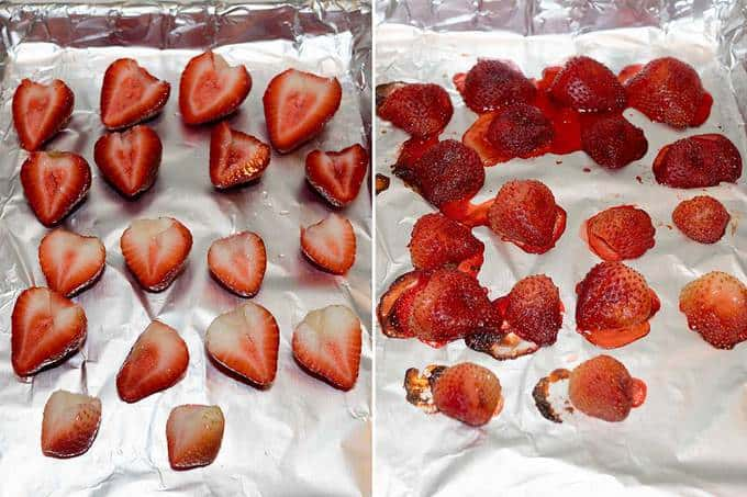 Strawberries-Roasting