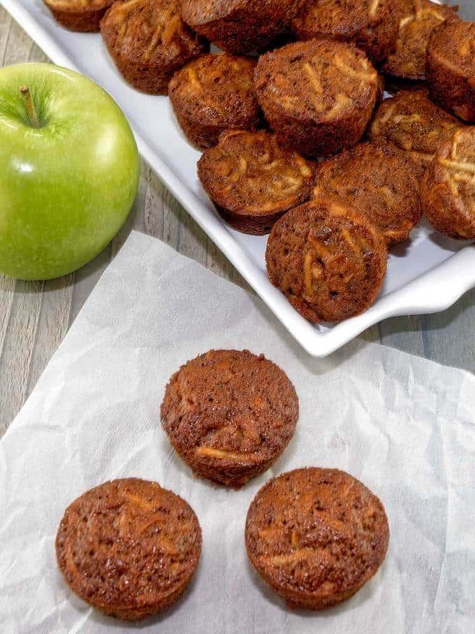 Apple Mini Muffins