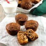 Loaded with apples, toasted pecans, pineapple and coconut, these moist Apple Mini-Muffins are delicious for breakfast or an anytime snack!