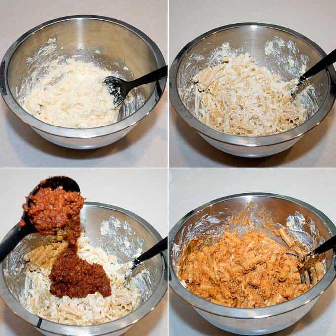 Combining Ingredients