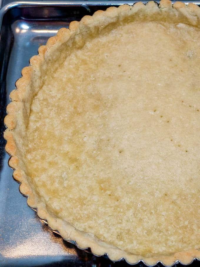 Pâte Brisée Tart Crust
