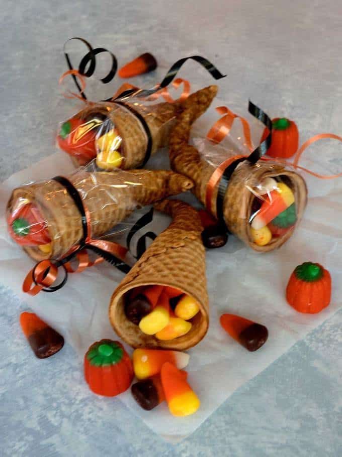 An adorable and easy to prepare Halloween treat for kids and adults alike.