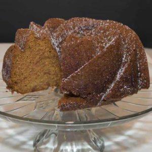 Featured Pumpkin Bundt Cake