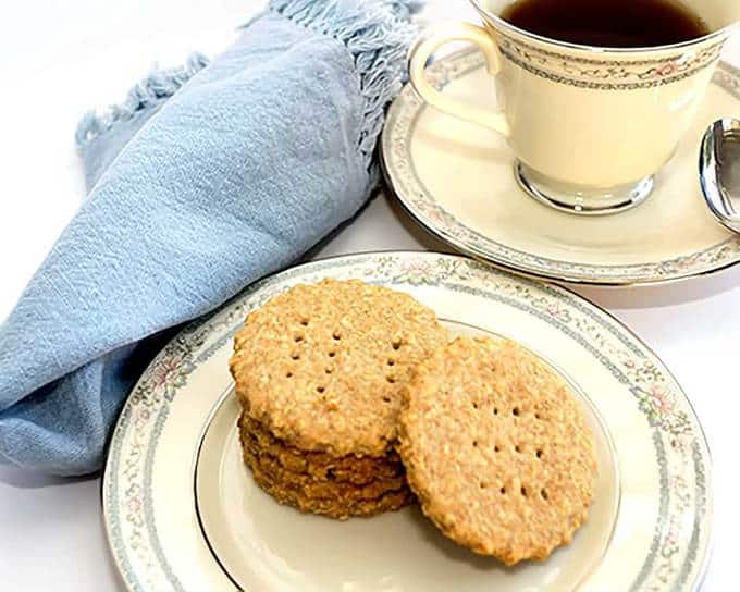 English Digestive Biscuits