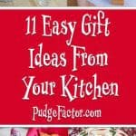 11 Easy Gift Ideas From Your Kitchen