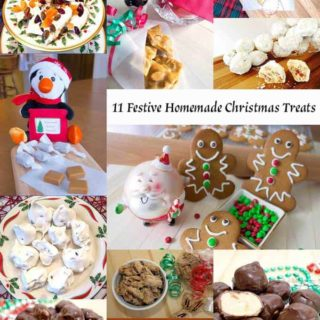 11 Festive Homemade Christmas Treats