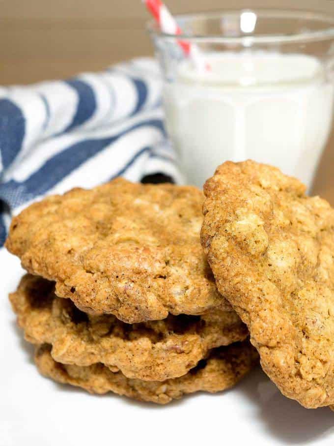 Outstanding Oatmeal Cookies
