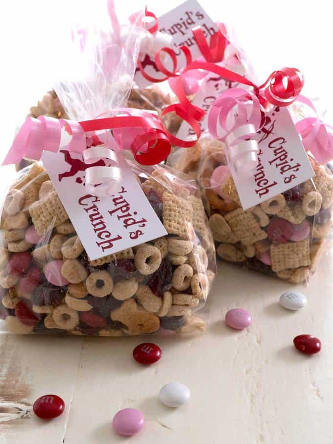 Cupid's Crunch for your special Valentine