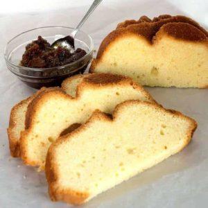 Classic Pound Cake