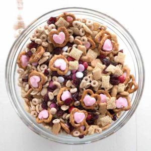 Cupid's Crunch for your special Valentine.