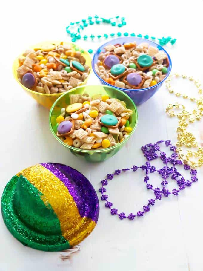 Mardi Gras Munch from PudgeFactor.com