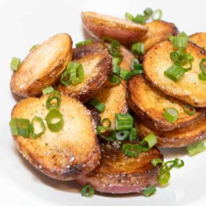 how to make parsley potatoes on the stove