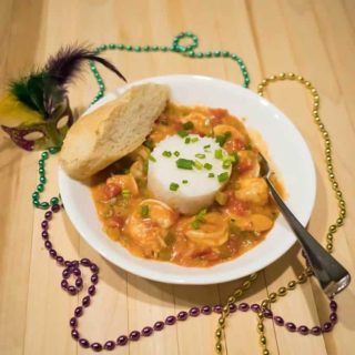 Spicy New Orleans Shrimp Creole