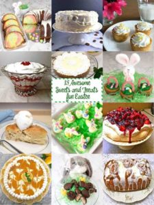 15 Awesome Sweets and Treats for Easter