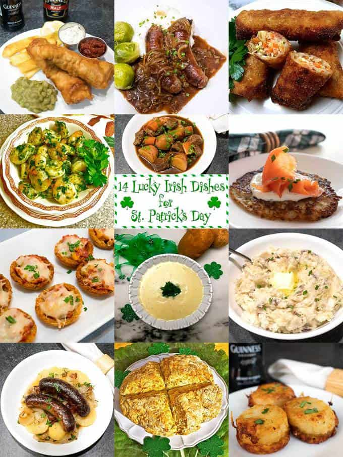 14 Lucky Irish Dishes for St. Patrick's Day