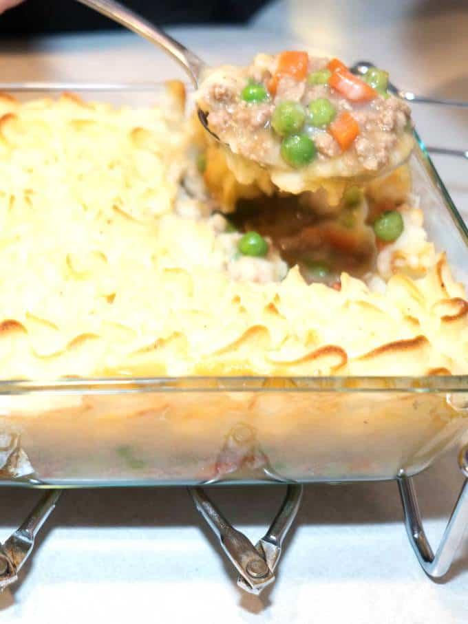 Make Ahead Shepherds Pie