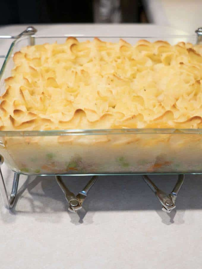 Make Ahead Shepherd's Pie