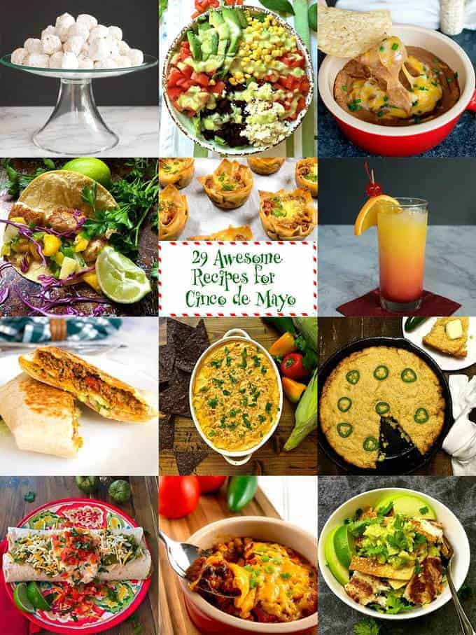 29 Cinco de Mayo Recipes