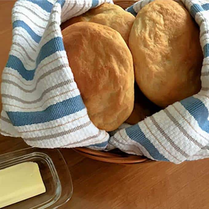 Honey Wheat Rolls