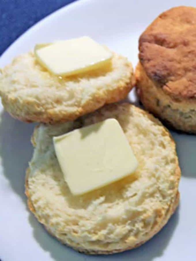 Southern Flaky Biscuits