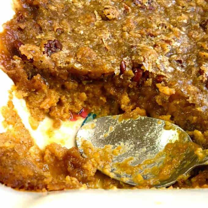 Terry's Sweet Potato Casserole