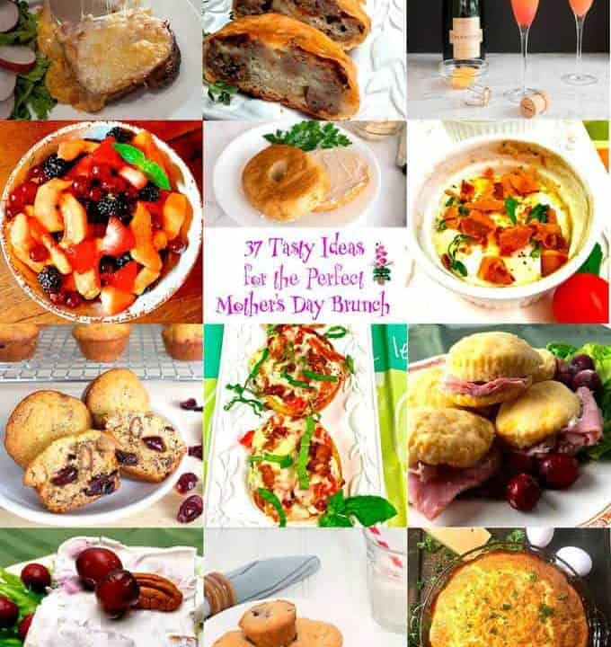 37 Tasty Ideas for Perfect Mother's Day Brunch