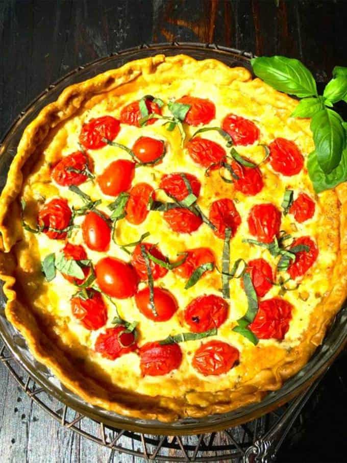 Cherry Corn Pie
