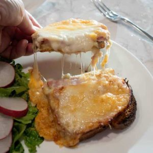 Perfect Croque Monsieur and Croque Madame